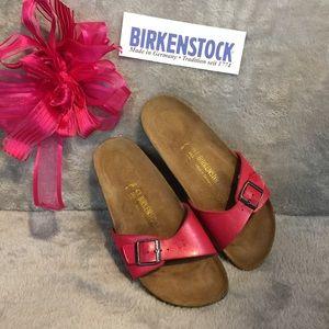 Birkenstock Hot Pink
